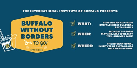 Spring into Buffalo Without Borders To Go! tickets