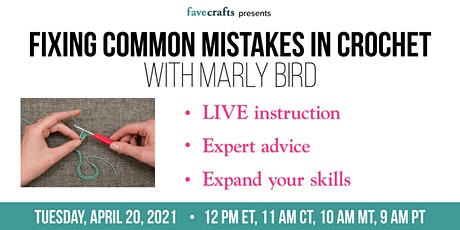 Fixing Common Mistakes in Crochet tickets