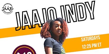 JAAJO INDY IN STUDIO  W/ JESS tickets