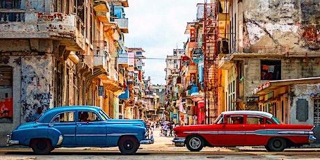 Destination-Cuba, Around the World Dinner Series tickets