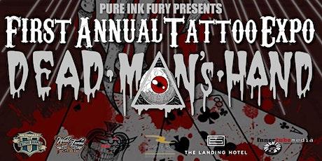 Dead Man's Hand Tattoo Expo tickets