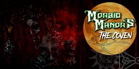 Morbid Manor's The Coven tickets