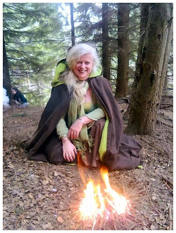 The Goddess in Irish Mythology with Eimear Burke image