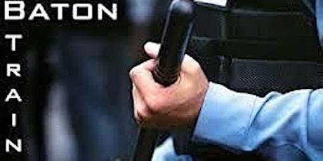 BSIS Baton Training--8 Hours tickets
