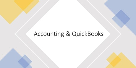 Accounting and QuickBooks Series - Online - N Seattle College tickets