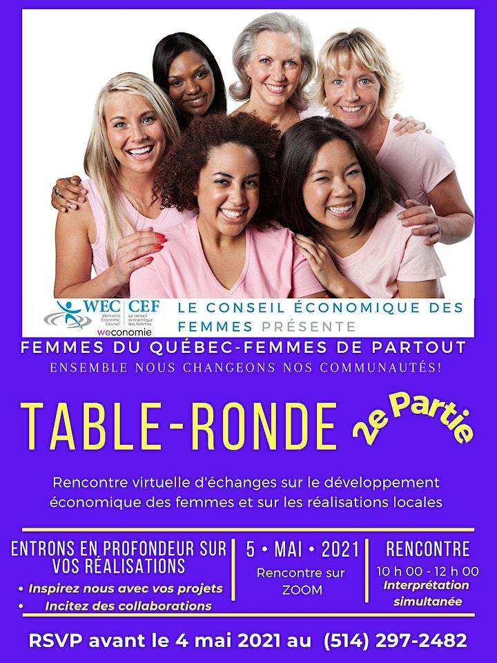 Image de 2e Femmes du Quebec-Femmes de partout Quebec Women-Diverse Women Part2