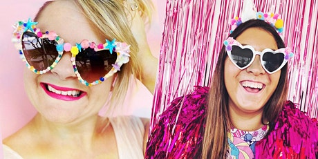 Adults Bedazzle Sunglasses Workshop tickets