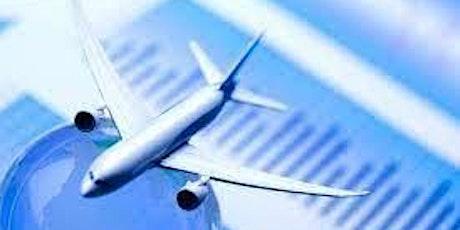 Evolución en Financiamiento de la Cadena de Proveeduría Aeroespacial tickets