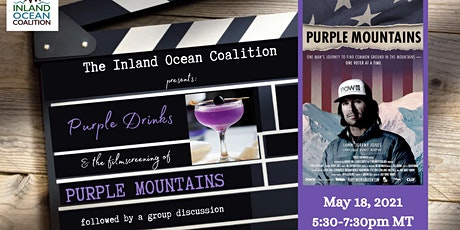 IOC Presents: Purple Drinks and film screening of Purple Mountain tickets