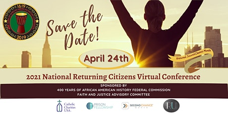 National Returning Citizens Virtual Conference - NRCVC 2021 tickets