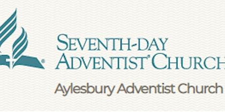 Physical Church Service - Sabbath 29th May 2021 tickets
