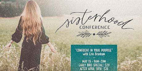Sisterhood Conference tickets