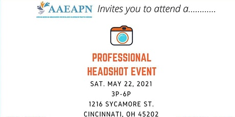 Professional Headshot Event tickets