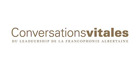 Dévoilement du rapport des conversations vitales et présentation des outils billets