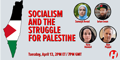 Socialism and the Struggle for Palestine tickets