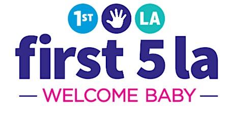Welcome Baby: Evento Virtual en Abril biglietti