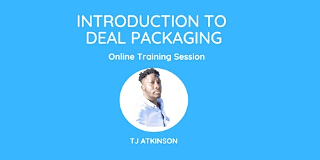 Deal packaging Online Training entradas