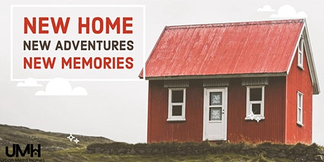 NEW HOME NEW ADVENTURE NEW MEMORIES tickets