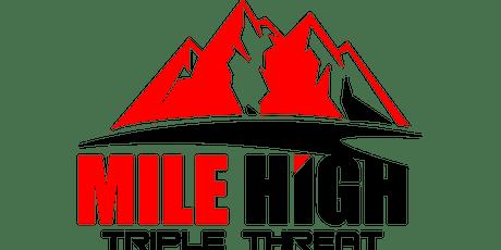 Mile High Triple Threat tickets