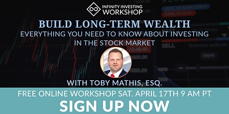 Infinity Investing Workshop 04.17.2021 - Stock Event tickets