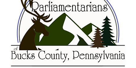 Parliamentarians of Bucks County, PA Unit Meeting & Presentation tickets