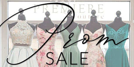 Ultimate Prom Dress Sale tickets