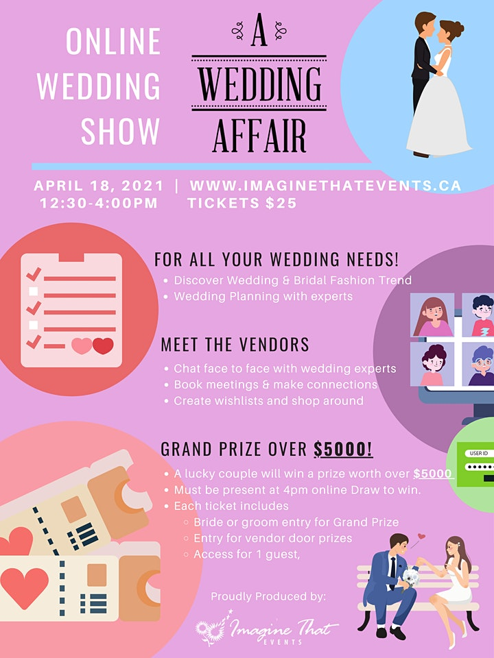 13th Annual Wedding Show -  A Wedding Affair image