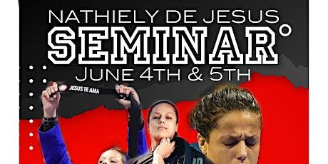 Nathiely De Jesus Teens and Adult Seminar tickets