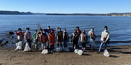 Tarrytown: Hudson River cleanup at  Losee Park from land and kayak tickets