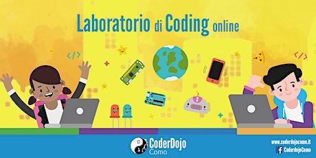 Coding Lab online in Como Tickets
