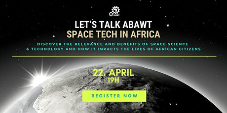 Let's talk ABAWT: Space Tech in Africa billets