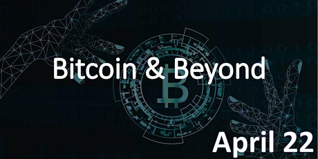 Bitcoin & Beyond tickets