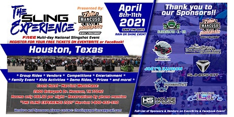 THE SLING EXPERIENCE 2021 tickets