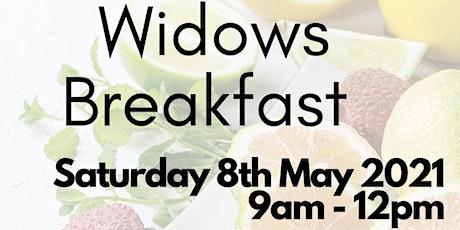 Widows Breakfast tickets