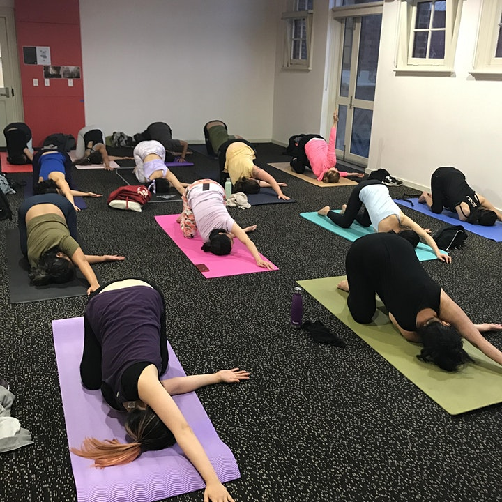 Saturday Yoga @ Boyd Community Hub image