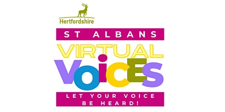 ONLINE: St Albans Virtual Voices tickets