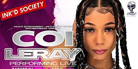 Coi Leray Live tickets