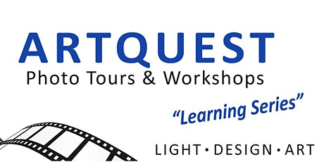 ArtQuest Online Learning Series- Close up Photography tickets