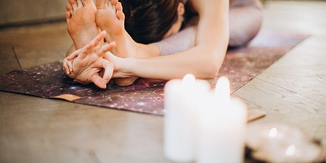 Candlelight Purna Yoga + Sound bath tickets