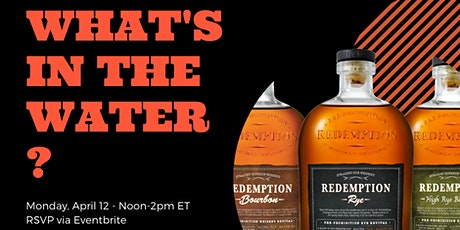 USBG April Monthly Members Meeting Sponsored By Redemption Whiskey tickets