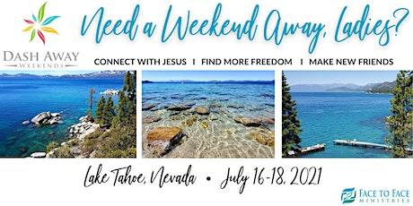 Dash Away #34, Lake Tahoe, NV tickets