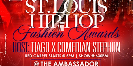 St Louis Hip Hop & Fashion Awards tickets