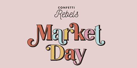 Confetti Rebels Market Day! tickets