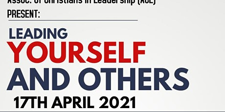 Leading Yourself and Others tickets