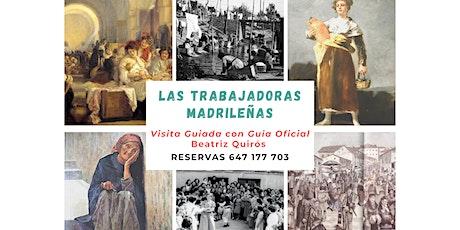 Las Trabajadoras Madrileñas - De plaza Mayor a Lavapiés entradas