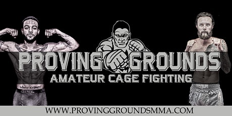 Proving Grounds MMA Fights Amateur tickets