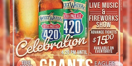 420 Water Music Celebration tickets