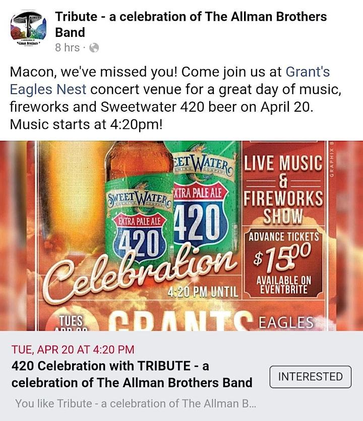 420 Water Music Celebration image