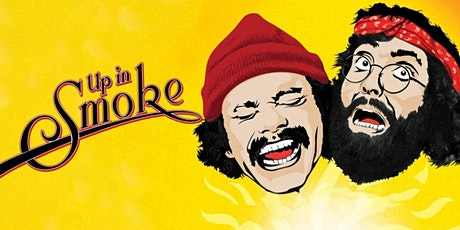 Dinner & Outdoor Movie: Cheech & Chong's Up in Smoke 6PM tickets