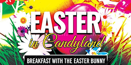 Copy of Easter in Candyland tickets